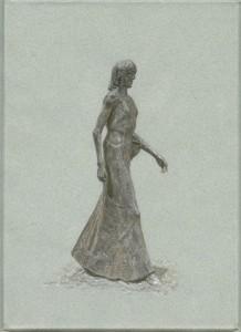 The Walking Madonna