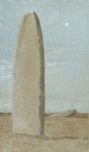 Standing Stone, Brittany