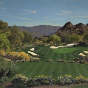 15th Hole Bighorn, Palm Desert