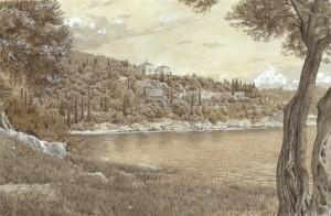 Villa, Corfu