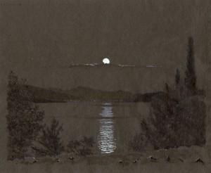 Moonlight, Corfu