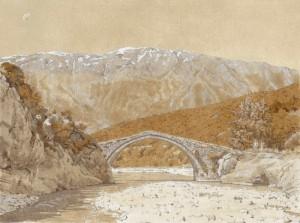 Benje Bridge, Permiti, Albania